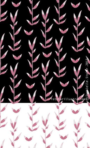 pattern  plante rn