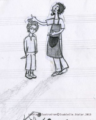 epicier  sketch 15