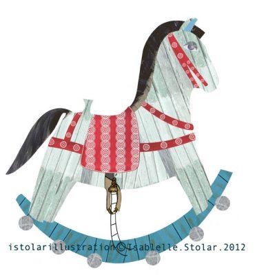 ulysse cheval seul