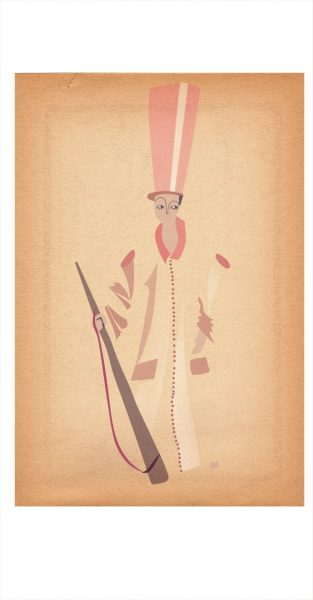 soldat rose  beige