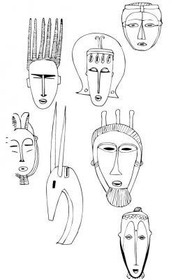 les masques 2 aijpg