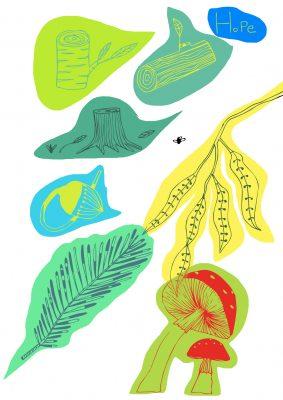 botanic tronc